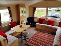 DECEMBER DEALS-3 bed 8 berth caravan Trecco Bay
