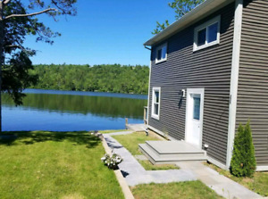Lakefront House for Rent