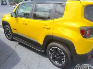 Marche Pieds / Side Steps Jeep Renegade / Fiat 500x