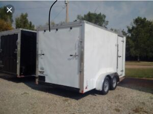 Looking for cargo trailer
