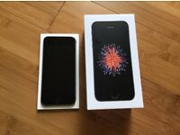 iPhone SE unlocked 16GB Excellent Condition