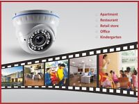 Full HD CCTV system , remote view, clear night vision
