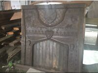 Hand Crafted Fire Place Surround