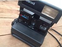 Polaroid 636 camera instax