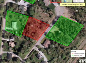 Vacant Building Land for Sale -  Heart of Rothesay