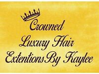 Crowned Luxury Hair Extentions By Kaylee
