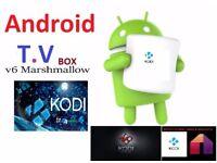 ANDROID TV BOX-KODI 17.4 KRYPTON