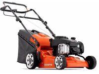 Husqvarna LC140S Petrol power drive Lawnmower