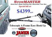A frame towing Motorhome tow bars Roadmaster stowmaster  tow bars Apollo Bay Colac-Otway Area Preview