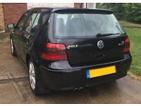 Stunning Late 2003 - Golf 4 Motion V6 2.8 (only 101,000 miles)