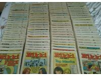 NIKKI COMICS - FULL SET FROM THE ORIGINAL NUMBER 1 TO 203!