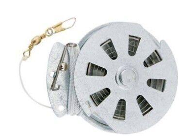 1 Wire Trigger Yo Yo automatic fishing reel.  Fishing, camping, preppers. (Mechanical Fisher Yo Yo Automatic Fishing Reel)