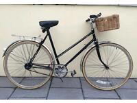 Stunning ladies women's vintage Raleigh bicycle