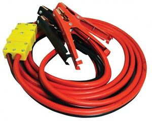 New heavy duty booster cables Cambridge Kitchener Area image 2