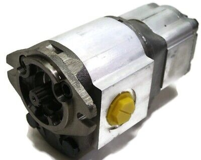 6673913 New High Flow Hydraulic Pump Made To Fit Bobcat 863