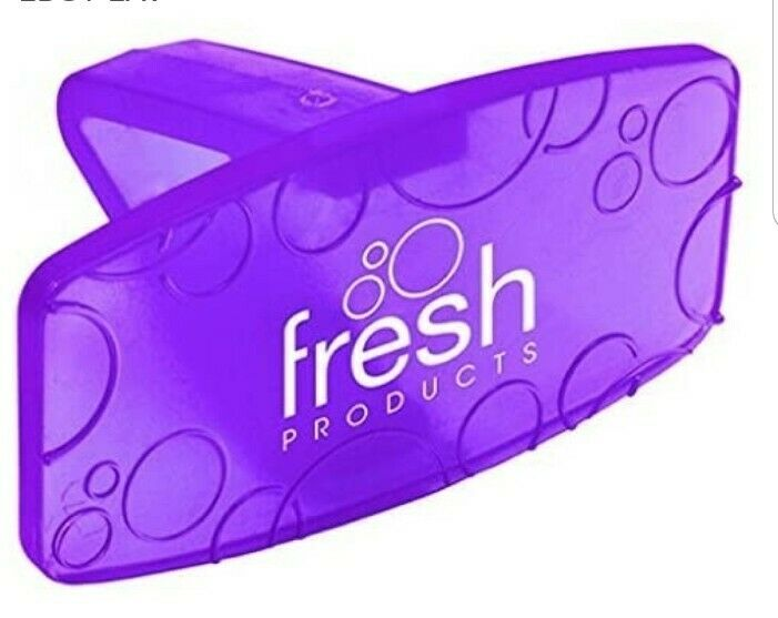 Case of 12 Fresh Products Eco Bowl Clip Lavender. Eco Clip 2.0