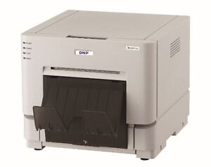 New DNP RX1HS Digital Color photo booth Printer + 3 years USA warranty*