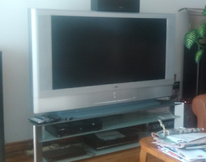 """For Sale: 50"""" Sony Grand Wega HDTV w/ or w/out stand"""