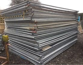 🌻Used Heras Fencing * Set Of 50 * £750