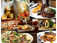 Senior Sous Chef / Sous Chef - £8.50-£9.50 ph + bonus+tips - new menu with Gastro pub type dishes