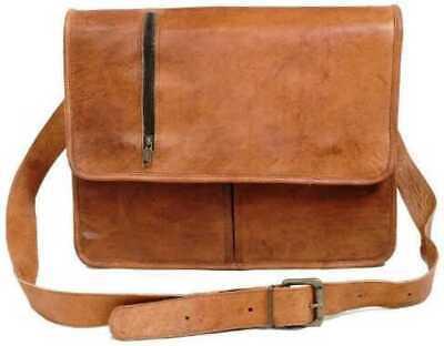Mens Genuine Leather 18