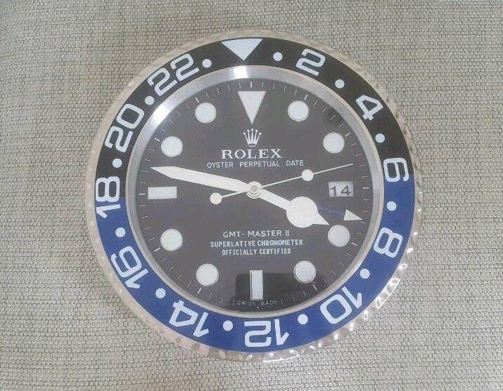 Rolex Wall Clock Gmt Master Ii