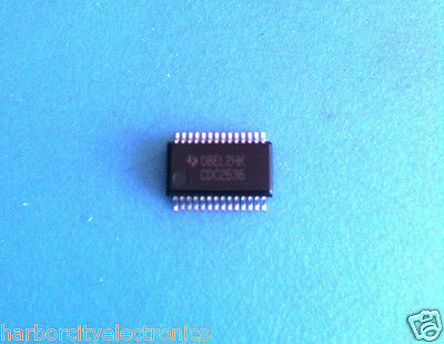 Cdc2536db Texas Instruments Ic 3.3v Pll Clk-drvr 28 Pin Ssop