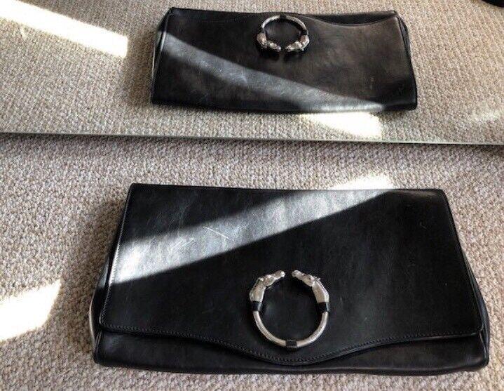 601010090 Genuine Vintage Gucci 'Ribot' clutchbag | in Tooting Broadway ...