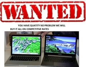 WE BUY NEW AND USED LAPTOP ***647-721-7863