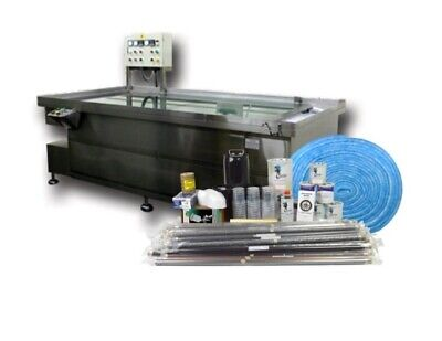Hydrographic Dip Tank Twn Industries 3m Water Transfer Printing