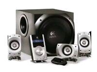 Logitech 5.1 Speakers z-5500