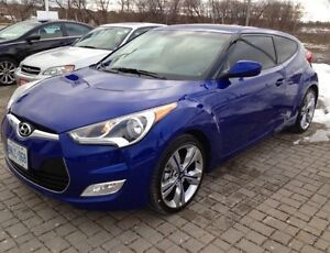 2013 Hyundai Veloster Tech Package