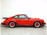 1985 Porsche 3.2 Carrera. 83k miles. All original. Fab condition.