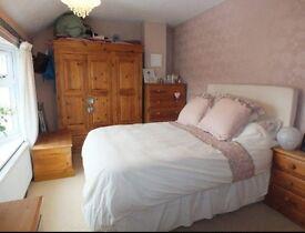 Solid Pine bedroom furniture