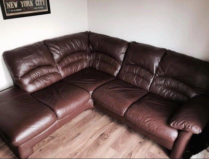 DFS Lynx Corner Sofa - Excellent Condition