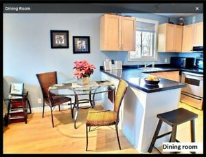 Furnished-Stylish-Top Floor-Sun Filled 1 BR Condo-Location