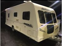 2010 BAILEY PEGASUS 534 4 BERTH, FIXED BED, END FULL WIDTH