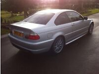 BMW 3-Series 325 M Sport 11months MOT reduced for quick sale