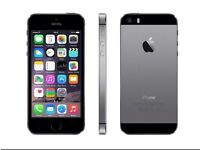 Iphone 5s grey on vodafone good condition