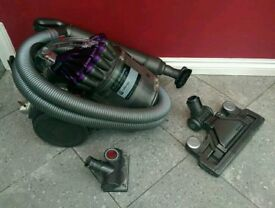 Dyson DC23 small easily stored away vacuum cleaner fully working