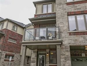 Brand New 3 Bed 2 Bath Prestigious Ancaster Townhome