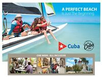 CUBA ALL-INCLUSIVE PACKAGE