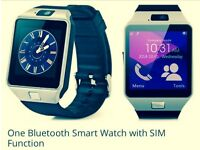 One Bluetooth smart watch with solo sim function