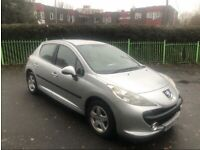 Peugeot 207 1.4 HDi Verve 5dr New shape Facelift, Full Service History, £30 road tax