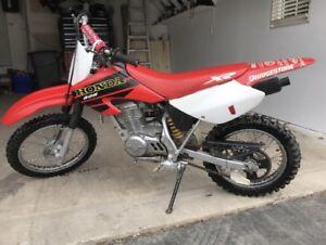 2001 Honda XR 80
