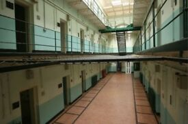 Ghost Hunt Shepton Mallet Prison 25th March 2018 9pm to 3am £59