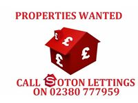 House Flats Properties Wanted