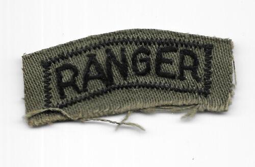 Vietnamese made Ranger Tab / Patch