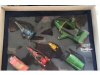 Matchbox BBC Radio Times THUNDERBIRDS Commemorative Set Limited edition