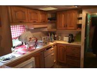 Beautiful cosy caravan for sale in Aberystwyth